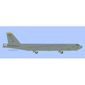 Herpa B52H Stratofortress USAF 11 BS Jiggs 1:200