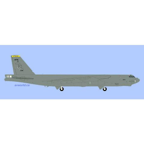 B52H Stratofortress USAF 11 Bombardment Squadron Jiggs 1:200