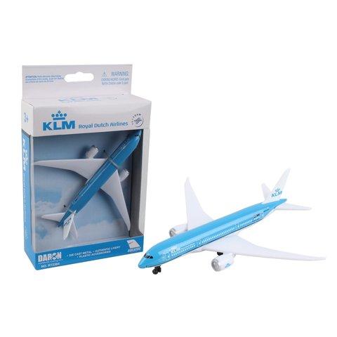 B787 Dreamliner KLM Single Plane