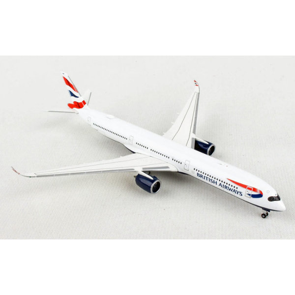 Herpa A350-100 British Airways 1:500