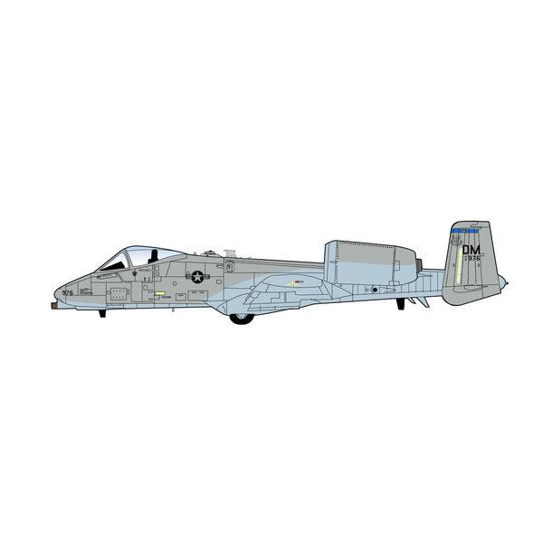 Hobby Master A10C Thunderbolt II 354FS Bulldogs DM 1:72 +Preorder+