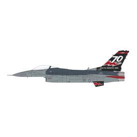 Hobby Master F16C Fighting Falcon South Dakota ANG 70 Years 1:72 +Preorder+