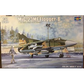 Trumpeter Model Kits MIG23MF FLOGGER B 1:32 [Ex-collection]