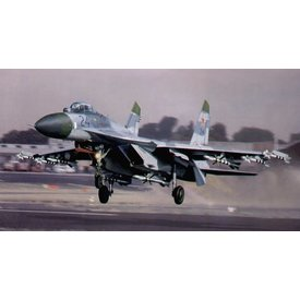 Trumpeter Model Kits SU27 FLANKER B 1:32*Ex-collection*Used