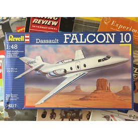 Revell Germany DASSAULT FALCON 10 1:48 *Discontinued*Used