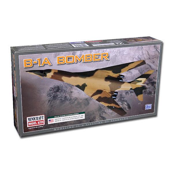 Minicraft Model Kits B1A Bomber 1:144