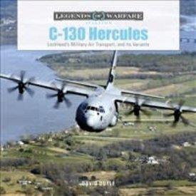 Schiffer Legends of Warfare C130 Hercules: Legends of Warfare hardcover