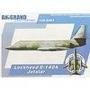 Anigrand C140A Jetstar 1:72 Resin kit