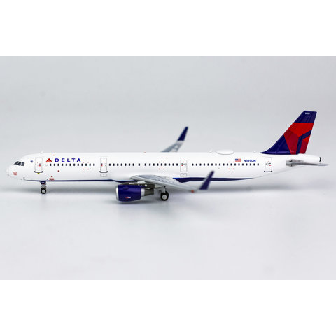 A321S Delta 2007 livery N339DN 1:400 sharklets