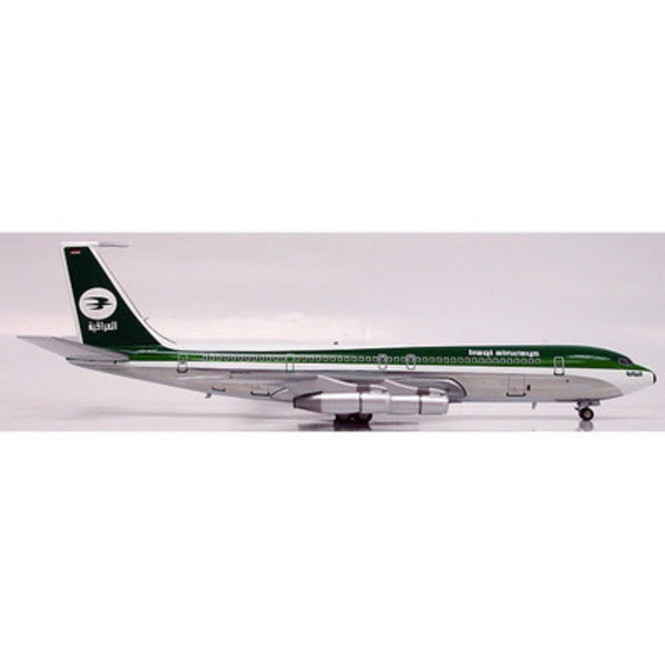 InFlight B707-300 Iraqi Airways curved cheatline YI-AGF 1:200 polished