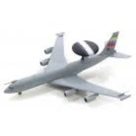 InFlight E3D Sentry AEW1 RAF Royal Air Force ZH107 1:200
