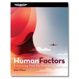 ASA - Aviation Supplies & Academics Human Factors Hard Cover