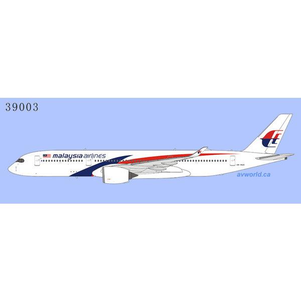 NG Models A350-900 Malaysia Airlines 9M-MAE 1:400