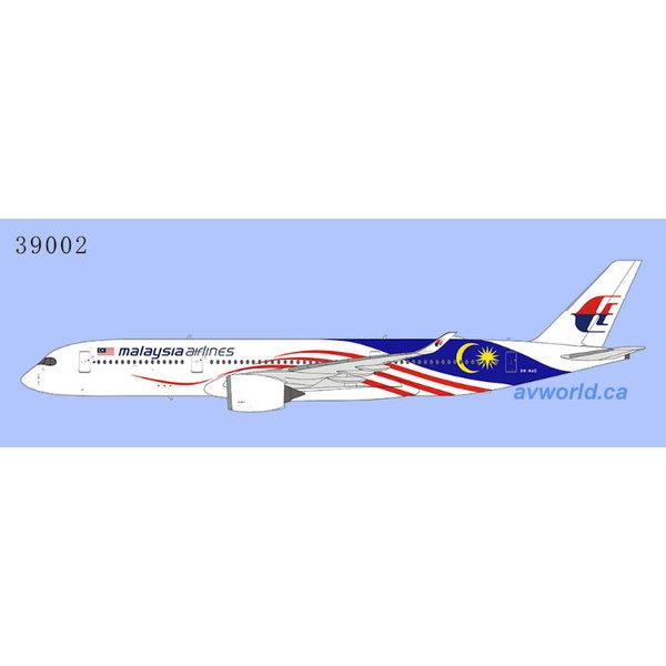 NG Models A350-900 Malaysia Negaraku 9M-MAG 1:400