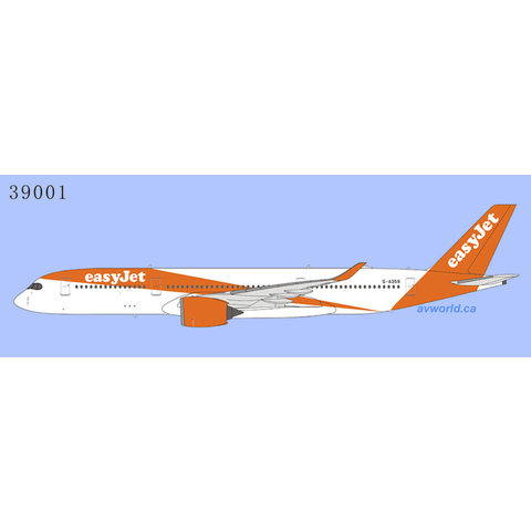 A350-900 EasyJet G-A359 1:400