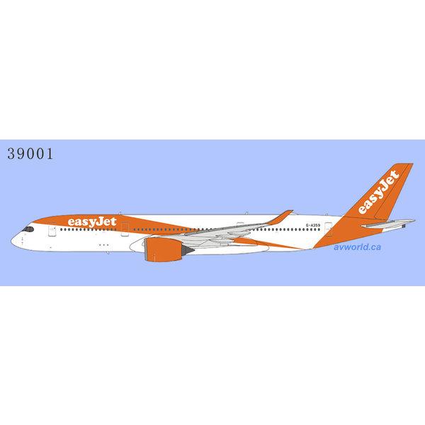 NG Models A350-900 EasyJet G-A359 1:400