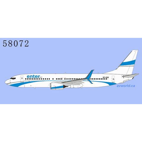 B737-800S Enter Air SP-ESG 1:400