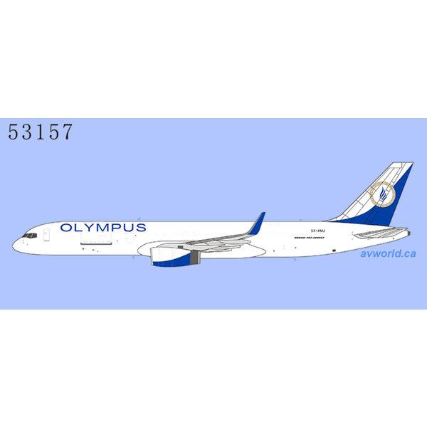 NG Models B757-200BCF Olympus Airways SX-AMJ 1:400 +Preorder+