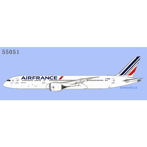 NG Models B787-9 Dreamliner Air France F-HRBG 1:400