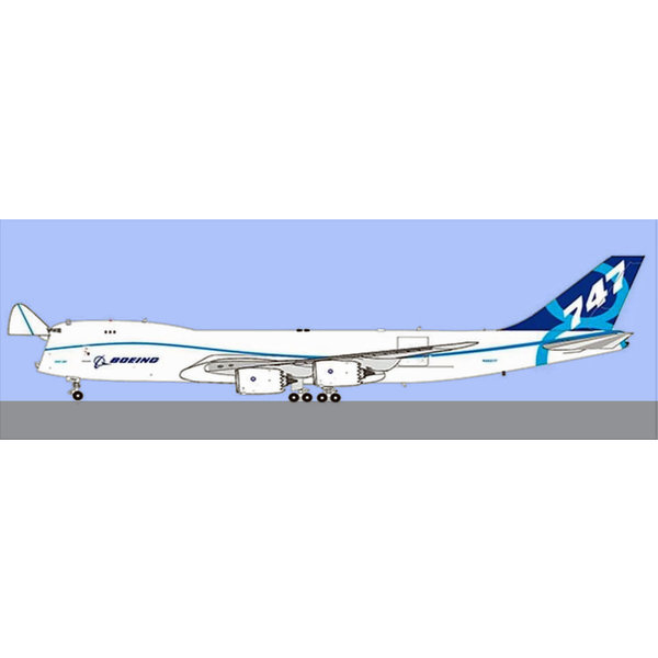 JC Wings B747-8F Boeing House livery N50217 1:400 Interactive Series