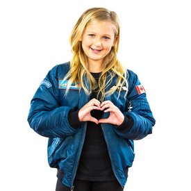 RCAF Kid's Flight Jacket