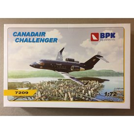 Big Planes Kits (BPK) CL601/CC144 CANADAIR CHALLENGER 1:72*Discontinued*