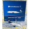B737-700W Aeromexico Mexico Sin Cancer Mama 1:200