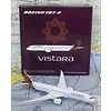 B787-9 Dreamliner Vistara 1:400 flaps down