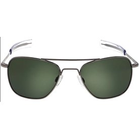 Randolph Engineering Aviator Gun Metal Bayonet Glass AGX AR 58 Sunglasses