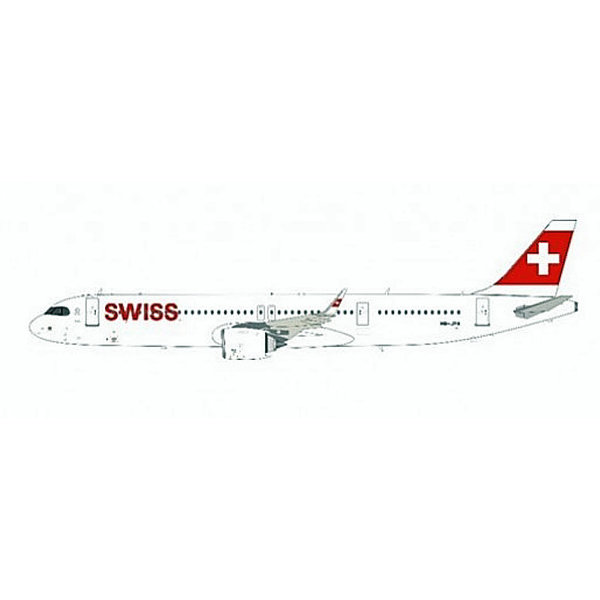 JC Wings A321neo Swiss International HB-JPA 1:200 +Preorder+