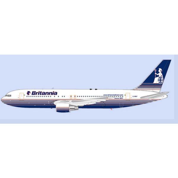 JC Wings B767-200ER Britannia Airways G-BRIF 1:200
