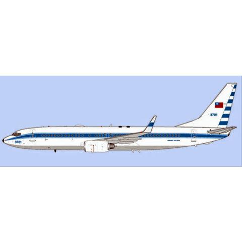 B737-800W Taiwan Air Force RoCAF 3701 1:200 +Preorder+