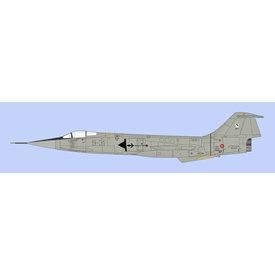 Hobby Master F104S Starfighter 10° Gruppo 9° Stormo 9-31 Italian AF 1:72 +Preorder+