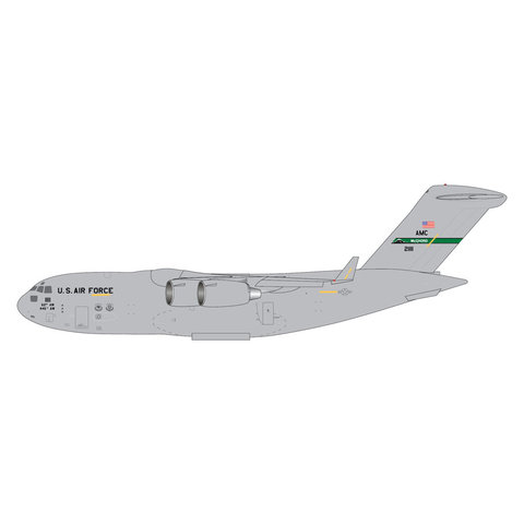 C17A Globemaster III USAF JRB McChord Field WA 21111 1:400