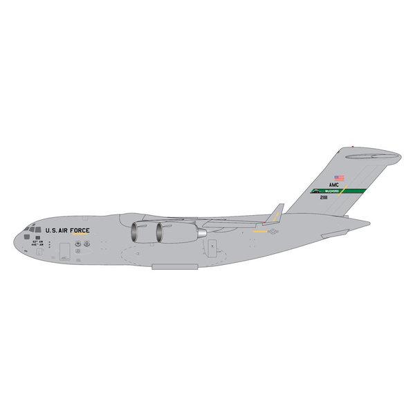 Gemini Jets C17A Globemaster III USAF JRB McChord Field WA 21111 1:400