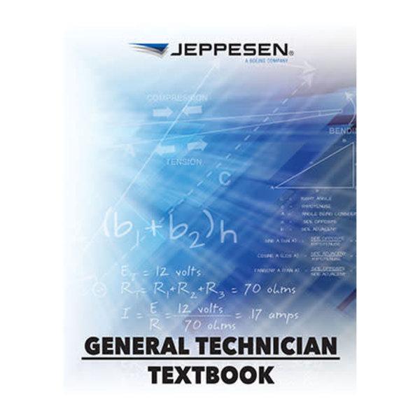 Jeppesen A&P Technician General Textbook & Workbook