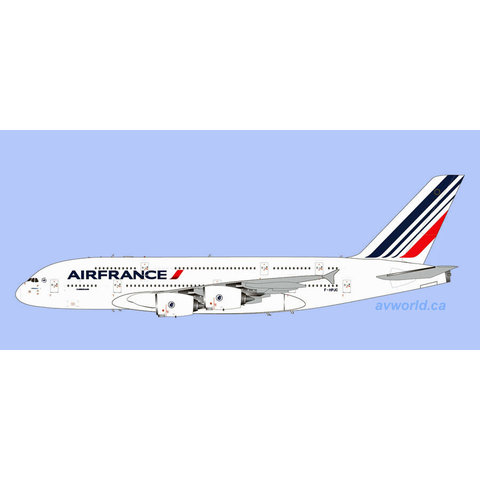 A380-800 Air France New livery  F-HPJC 1:200