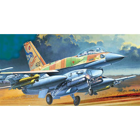 Academy F16I SUFA ISRAELI AIR FORCE 1:32
