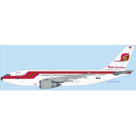 InFlight A310-200 Thai Airways Old Livery red/or HS-TIC 1:200 +Preorder+