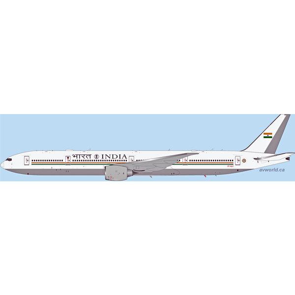 InFlight B777-300ER Indian Air Force VT-ALV 1:200 +Preorder+