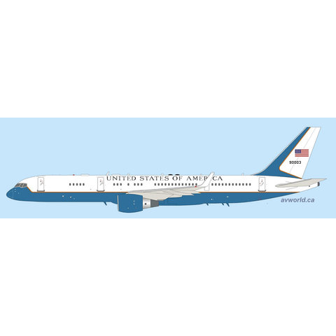 C32A B757-200 USAF Air Force 2 98-0003 1:200 +Preorder+