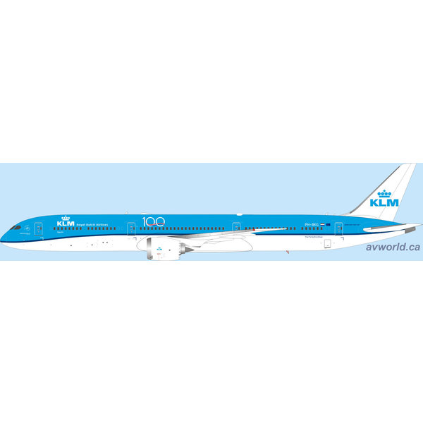 InFlight B787-10 Dreamliner KLM 100 Years PH-BKG  1:200 +Preorder+