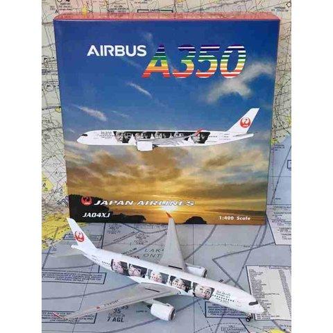 A350-900 JAL 20 Arashi Thanks JA04XJ 1:400