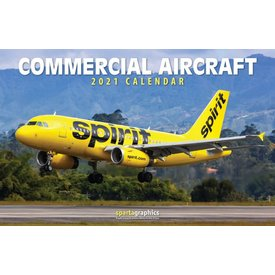 Commercial Aircraft Calendar 2021 +SALE+