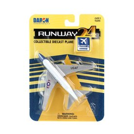 Runway 24 Air Force One B747-200 VC25 (No Runway)