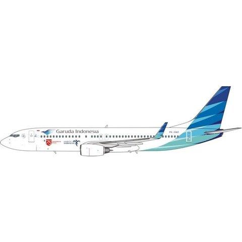 B737-800W Garuda 75 Indonesia PK-GMZ 1:400 +Preorder+