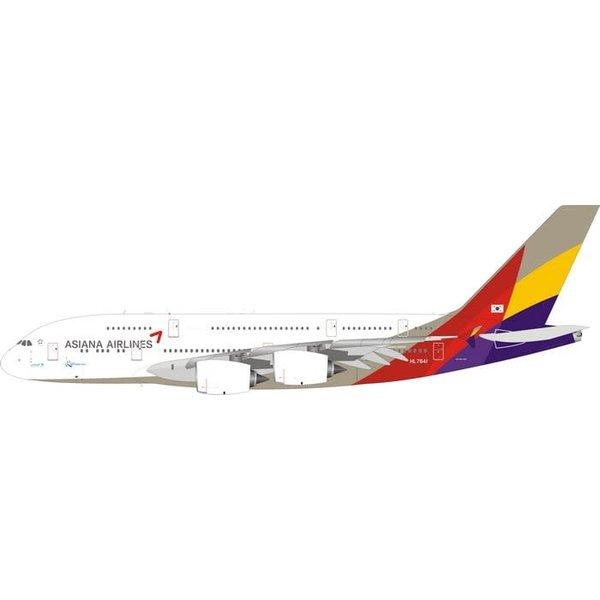 Phoenix A380-800 Asiana 2006 livery HL7641 1:400
