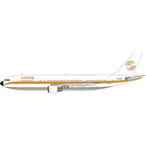 A300B4-203 Airbus House 1970's delivery F-WUAB 1:400