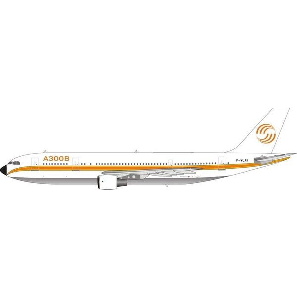 Phoenix A300B4-203 Airbus House 1970's delivery F-WUAB 1:400