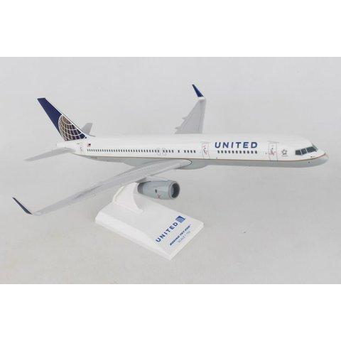 B757-200ERW United 2010 livery 1:150
